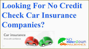 free car insurance quote ontario fresh get and pare the best no credit check car insurance