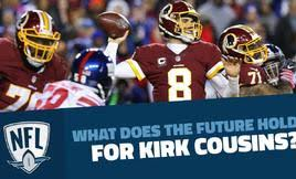 Image result for news kirk cousins