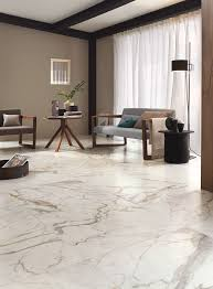 Porcelain stoneware flooring with #marble effect BISTROT by Ragno  @marazzitile