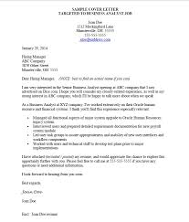 Cover Letter Examples 2014 Everything Of Letter Sample