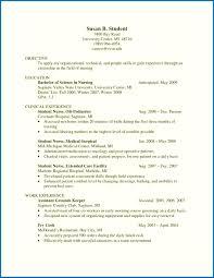 Skills Nursing Resume | Resume Template