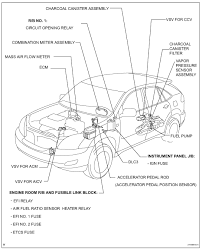 lexus rx330 im still have problems my right low head light the module is the headlamp level module as shown below also check the connections at the instrument panel junction block