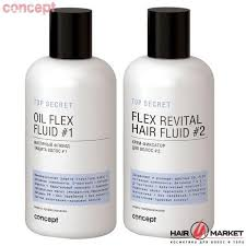 <b>Масляный флюид</b>-<b>защита волос</b> #1 (<b>Concept</b> Top Secret Oil Flex ...