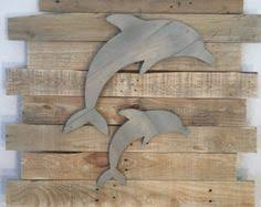 similar ideas on wooden dolphin wall art with wooden dolphin indoor beach decoration pinterest decoration