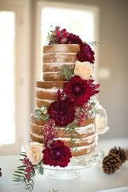 Fall Flavors Wedding Cakes And Cupcakes Themed Patitosevillacom