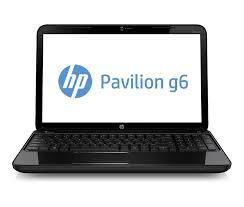 Hp Pavilion G6 2252sa 15 6 Inch Laptop Black Amazon Co Uk