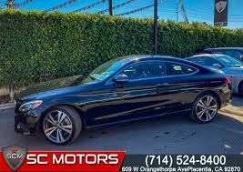 The final sale price will likely be less depending on the vehicle's actual condition, popularity, type of warranty offered and local market conditions. Used 2017 Mercedes Benz C Class C 300 Coupe For Sale Right Now Cargurus