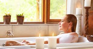 how to choose relaxing bathroom accessories