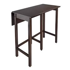High Tables For Kitchens Lynnwood Drop Leaf Kitchen Island Table Walmartcom