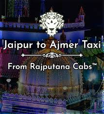 Auto Fare Chart In Jaipur Book Taxi From Jaipur Airport To Ajmer Dargah Rajputana Cabs