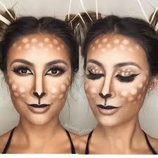 easy deer makeup more