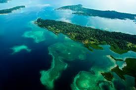 Image result for Parque Nacional Isla Bastimentos de Bocas del Toro   panama