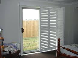 plantation shutters for sliding glass doors cost home depot faux terrific shutter patio door your residence