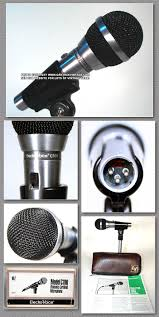 vintage used microphones for 1950 s 1960 s 1970 s 1980 s click on above thumbnails to enlarge photo electro voice ev c100 original vintage dynamic microphone c100 single d uni directional cardioid pattern