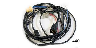 factory fit 1957 chevy headllight generator wiring harness, 6 1987 chevy truck wiring harness at Factory Fit Wiring Harness