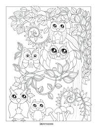 Free Owl Coloring Pages Owl Coloring Pages Awesome Fresh Free Owl