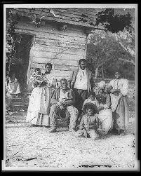 slave narrative essay  during the     s    writeworkenglish  family on smith    s plantation  beaufort  south carolina  circa   image