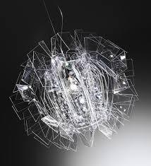 pendant lighting design. pendant lamp crazy diamond by shelley parker herke lampe the leading light lighting design i