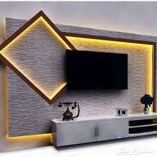 Small Picture 18 Best TV Wall Units With Led Lighting That You Must See tabel