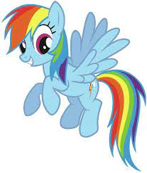RoomMates Rainbow Dash Peel and Stick Giant Wall Decals: Amazon.de: Küche &  Haushalt