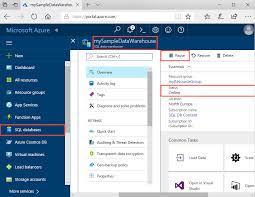 Quickstart Pause And Resume Compute In Azure SQL Data Warehouse Classy Data Warehouse Resume