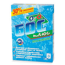 <b>Средство для отбеливания и</b> чистки тканей 600 г, БОС плюс ...