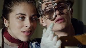 "Nickelodeon ""Bixler High Private Eye Trailer"" - Pat Carpenter - Northern  Lights"