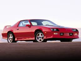1992 Chevrolet Camaro iv – pictures, information and specs - Auto ...