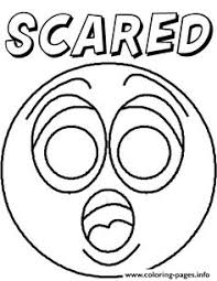 Small Picture Chic Emotion Faces Coloring Pages 13 EMOTION COLORING Pages Free