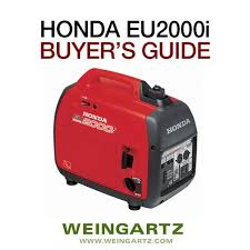 buying a honda eui generator everything you need to know