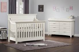 nursery white furniture. Crestwood Collection 2-piece Nursery Set In Oyster White - OZLO | Baby Cribs Furniture 2 Piece I