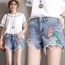 Resultado de imagem para short jeansda moda 2017