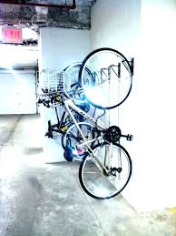 hanging bikes in garage bike rack garage wall mount bike rack in garage hanging bike rack