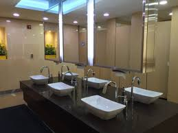 Airports Woo Travelers With StateoftheArt Loos - Restroom or bathroom