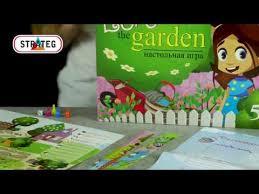 """<b>Настольная игра</b> """"<b>Lora</b> in the Garden"""" (30514) - <b>Стратег</b>"""