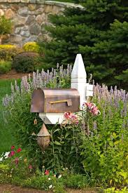 mailbox landscaping with culvert. Delighful Culvert Mailbox Landscape Designs Delightful Novelty Mailboxes Decorating Ideas  Gallery In Traditional Design   Throughout Mailbox Landscaping With Culvert S