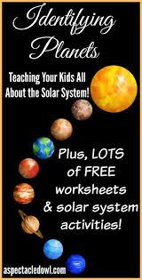 best sophia s images identifying planets teaching your kids solar system facts