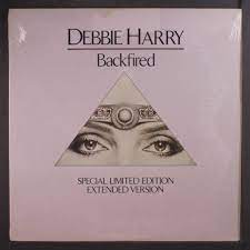 Debbie Harry - Backfired / Military Rap - Special Limited Edition Extended  Version - 12