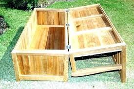 patio storage bench patio wood storage bench wooden patio storage bench plans patio storage bench plans
