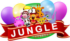 jungle concord the jungle concord offers the best indoor play we offer birthday parties play structure arcades bounce house and cafe facilities