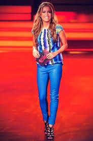 Let's dance auf rtl verpasst? Sylvie Van Der Vaart At Rtl Lets Dance 2013 Show 3 Women S Summer Fashion Dance Outfits Material Girls