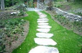 stone pathways diy backyard ideas medium size garden path ideas stepping stone walkways glorious paths inexpensive