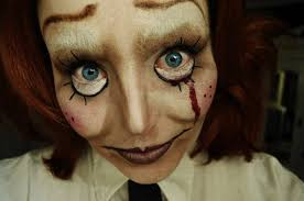 get a creepy look with doll makeup entertainmentmesh catticuswatticus rag