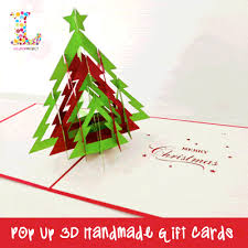 Gift Cards For Christmas Pop Up 3d Cards Gift Cards Christmas Cards Valentines Day Card Birthday Cards