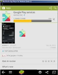 Google Play Customer Service Google Play Services Installation On Bluestacks Is Failed