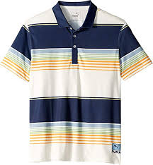 Puma Big Girl Size Chart Amazon Com Puma Golf Kids Boys Pipeline Polo Big Kids