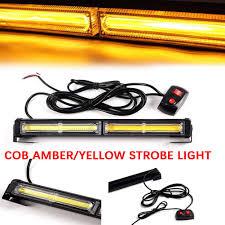 Personal Emergency Strobe Lights Amazon Com Triclicks Universal 2 Cob Led Car Emergency