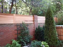 Small Picture Catchy Collections of Brick Wall Fence Best 25 Brick fence ideas