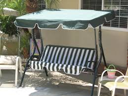 Patio Furniture Patio Swing Sets With Canopy At Home Personpatio