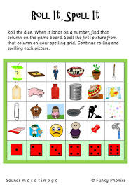 Here, you will find free phonics worksheets to assist in learning phonics rules for reading. Phonics Read Write Inc Set 1 Roll It Spell It Read Write Inc Phonics Reading Reading Writing